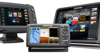 Lowrance combinati GPS/Eco