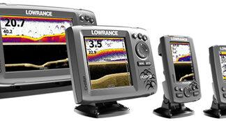 Lowrance Fishfinder - ecoscandagli