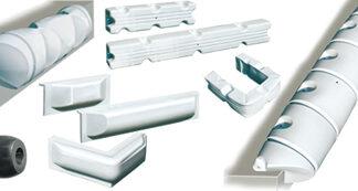 Protezione per pontili fissi e galleggianti