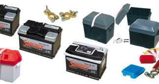 Batterie ed accessori